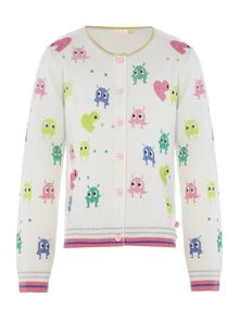 Billieblush Girls Long sleeve cardigan