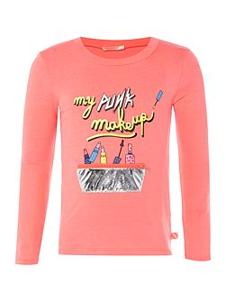 Girls Long sleeve t-shirt