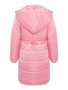 Billieblush Girls Long Padded Jacket