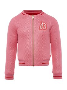 Billieblush Girls Neoprene jacket