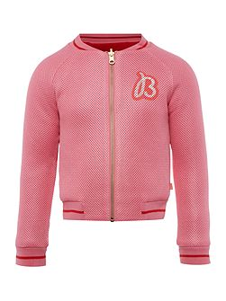 Girls Neoprene jacket