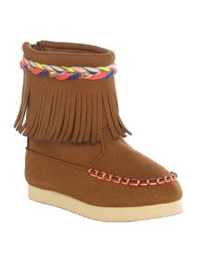 Billieblush Girls Suede boots