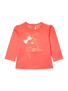 Billieblush Baby girls Long sleeve t-shirt