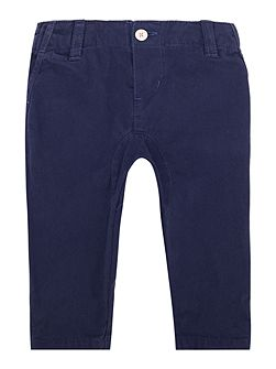 Baby boy Twill trousers
