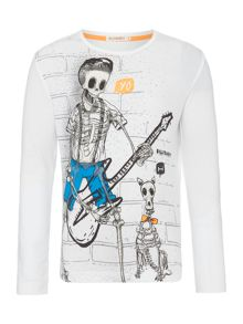 Billybandit Boys  Long sleeve t-shirt