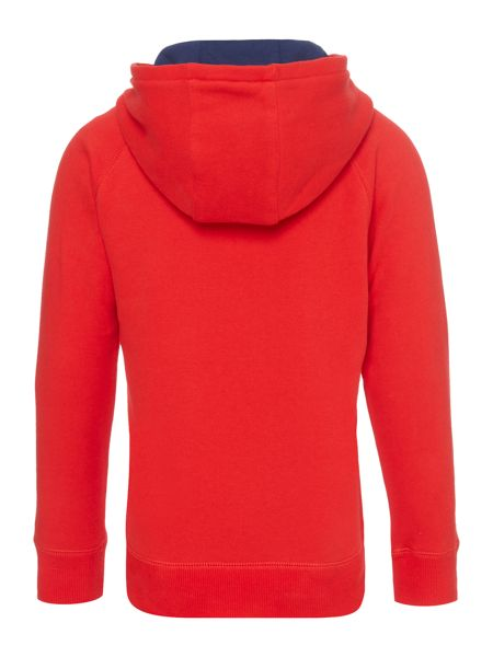 Billybandit Boys Long sleeve hooded sweater