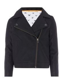 Billybandit Boys Faux-Leather Jacket