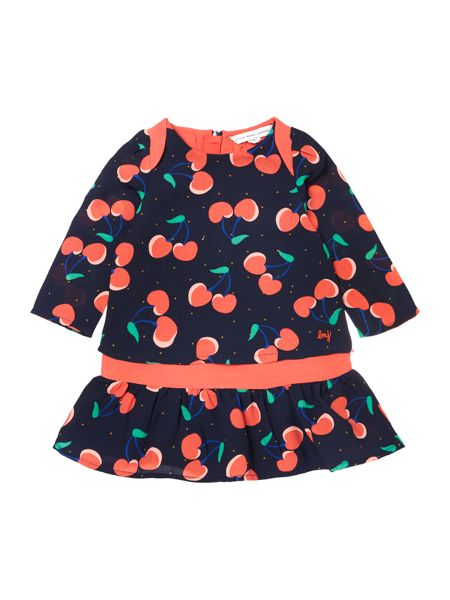 Little Marc Jacobs Baby girls Long sleeve dress