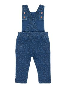Little Marc Jacobs Baby girls Dungarees