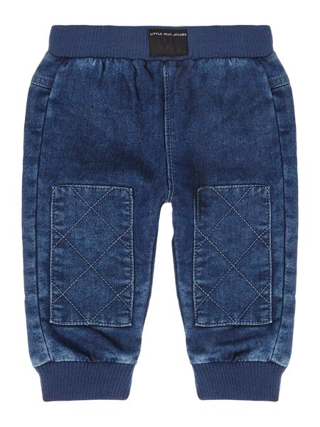 Little Marc Jacobs Baby boys: Fleece trousers
