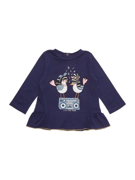 Little Marc Jacobs Baby girls Long sleeve t-shirt