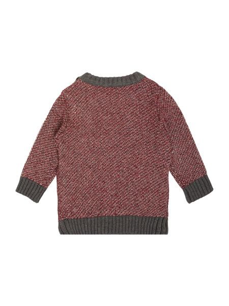 Little Marc Jacobs Baby boys Long sleeve sweater