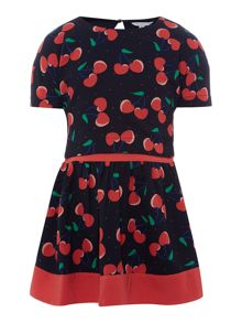 Little Marc Jacobs Girls: All over printed dress
