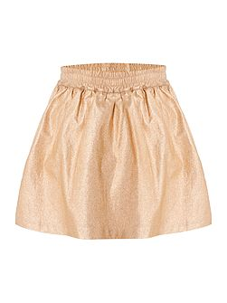 Girls Iridescent skirt