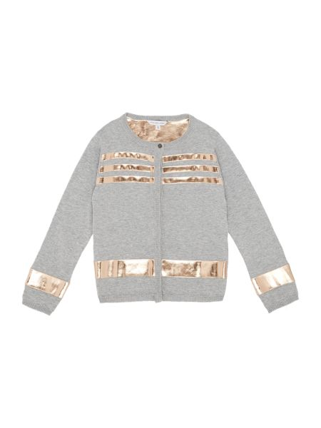 Little Marc Jacobs Girls Knitted cardigan