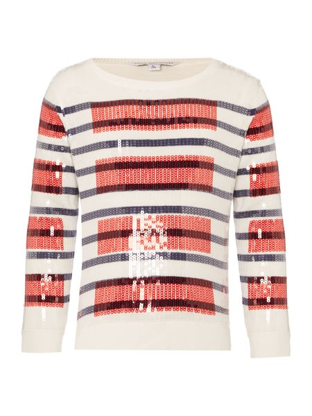 Little Marc Jacobs Girls Knitted sweater