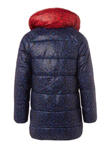 Little Marc Jacobs Girls Puffer jacket