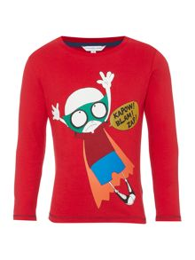 Little Marc Jacobs Boys Long sleeve t-shirt