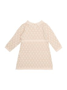 Carrement Beau Baby girls Knitted dress