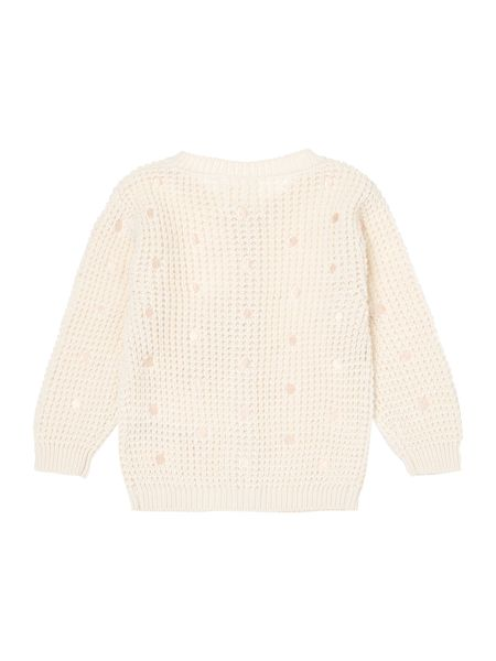Carrement Beau Baby girls Knitted cardigan