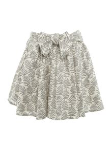 Carrement Beau Girls Printed skirt