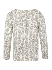 Carrement Beau Girls Long sleeve blouse