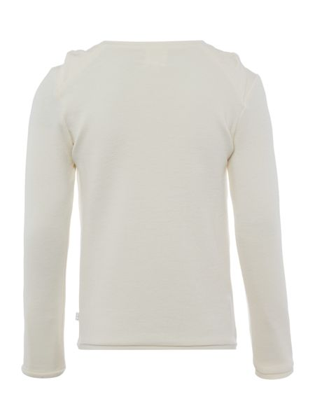 Carrement Beau Girls Long sleeve sweater