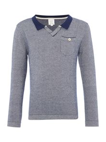 Carrement Beau Boys Sweater