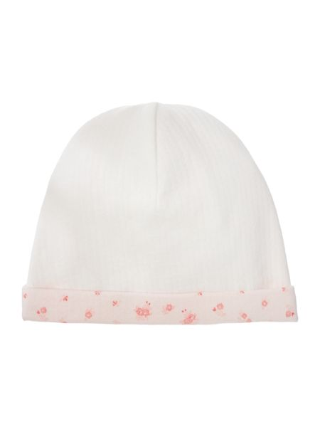 Carrement Beau Baby girls Reversible hat