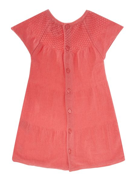Carrement Beau Baby girls Long sleeve knitted dress.