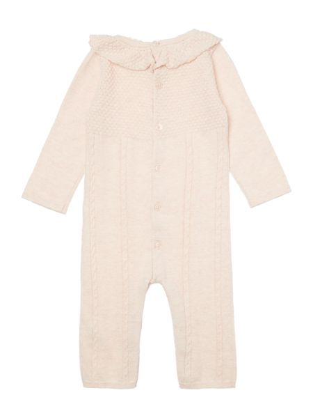 Carrement Beau Baby girls Knitted overalls