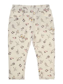 Baby girls: Printed leggings