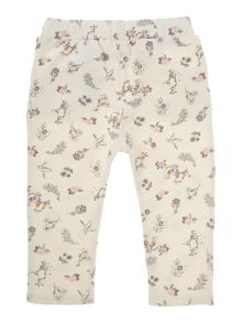 Carrement Beau Baby girls: Printed leggings