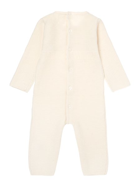 Carrement Beau Baby boys Knitted overalls