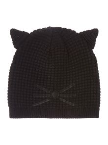Karl Lagerfeld Girls Choupette hat