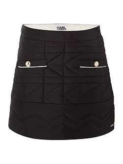 Girls Quilted Skirt