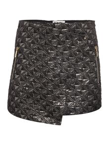 Karl Lagerfeld Girls Asymmetrical Skirt
