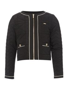 Karl Lagerfeld Girls Long Sleeved Jacket