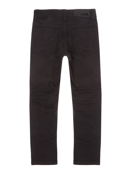 Karl Lagerfeld Boys Slim Fit Trousers
