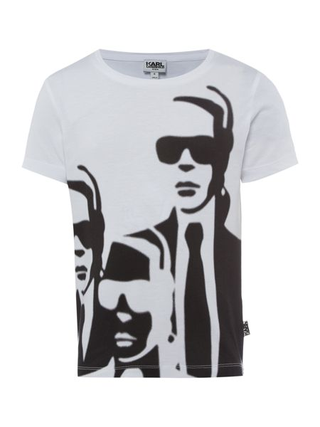 Karl Lagerfeld Boys Short sleeve t-shirt