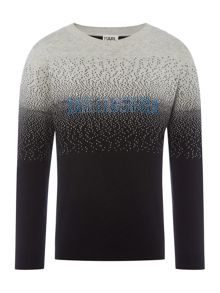 Karl Lagerfeld Boys Long Sleeve Sweater