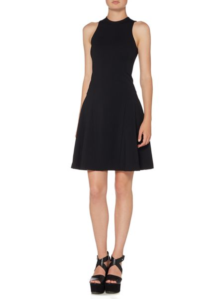Polo Ralph Lauren Fit and flare sleeveless dress