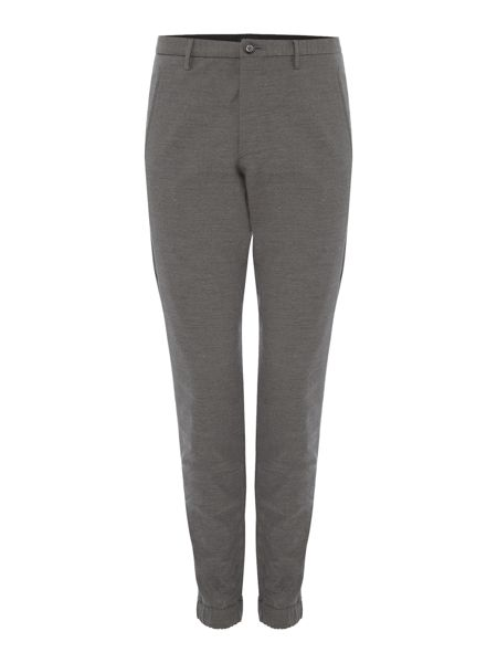 Hugo Boss Kito W slim fit tapered cuffed trousers