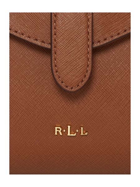 Lauren Ralph Lauren Winston tan cross body bag