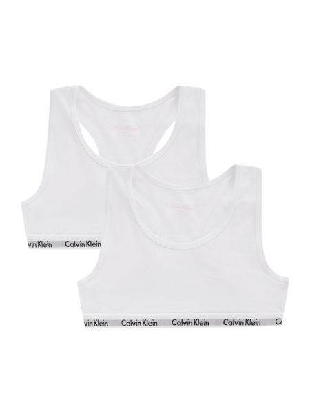 Calvin Klein Girls 2 Pack Bralette