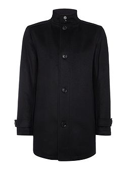 Camlow wool cashmere mix coat
