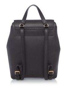 Lauren Ralph Lauren Dryden black backpack bag