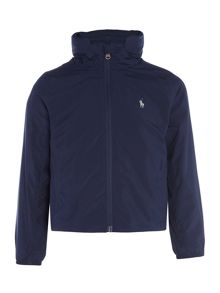 Polo Ralph Lauren Girls Hooded Windbreaker