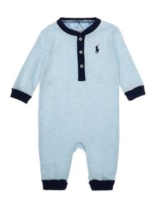 Polo Ralph Lauren Baby Boys Marl All In One