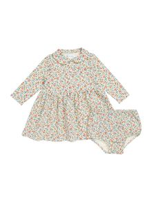 Polo Ralph Lauren Baby Girls Floral Shirt Dress